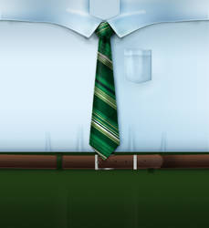 ironed man