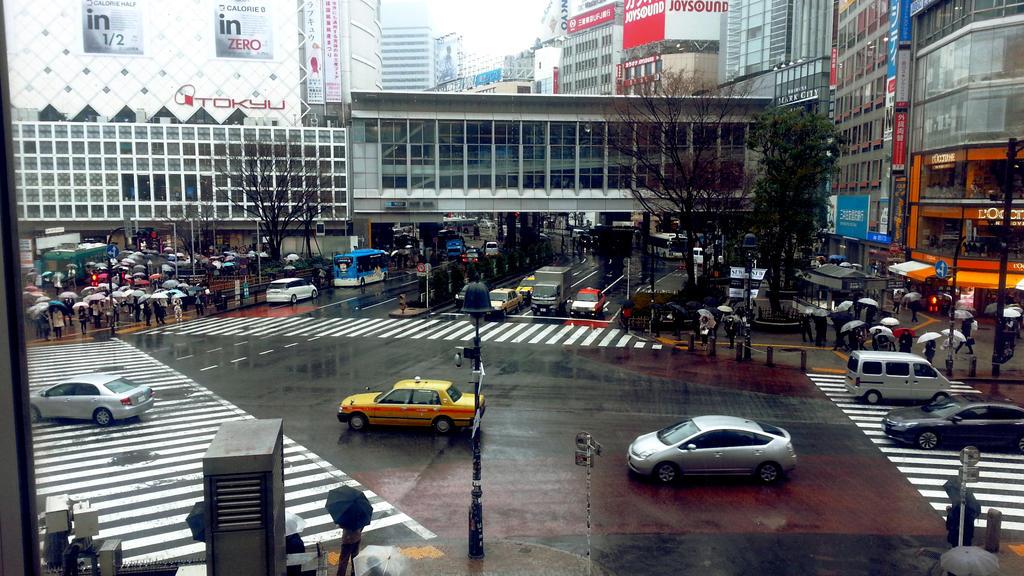 Shibuya by Isaaca