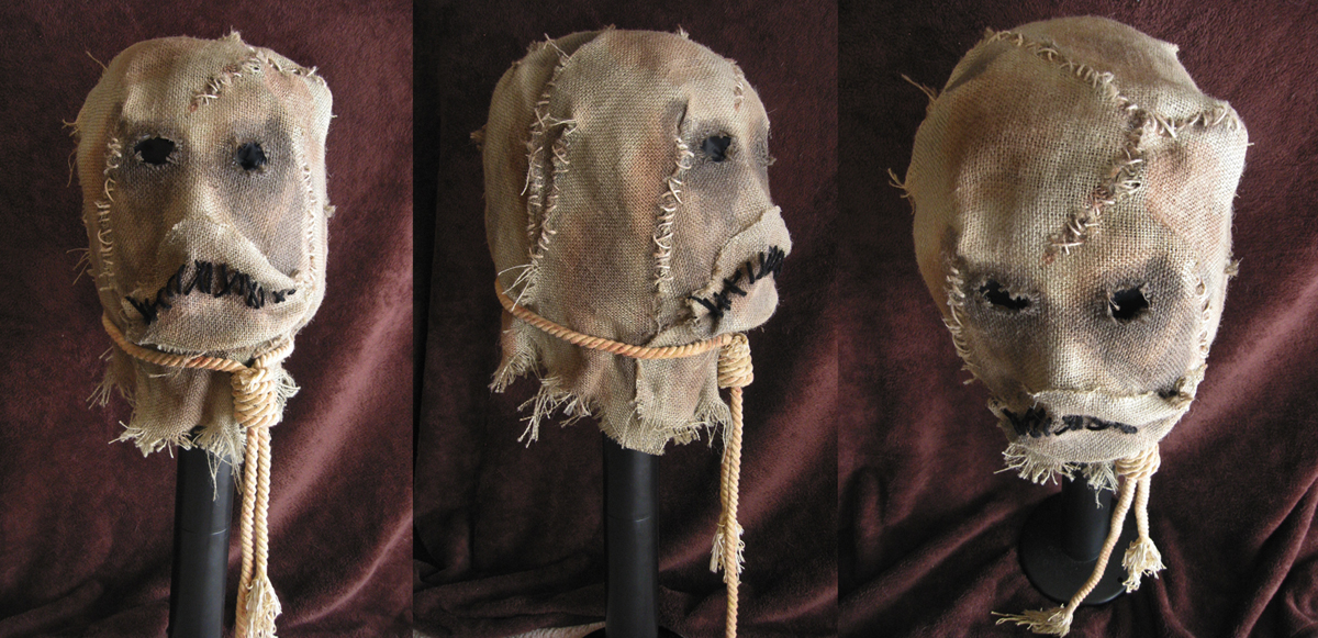 Scarecrow Mask by jonito on DeviantArt