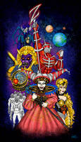 Evil Space Aliens by jonito