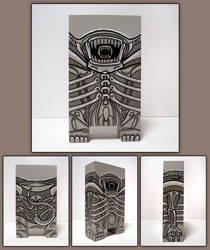 Alien Big Block by jonito
