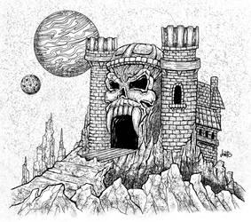 Grayskull by jonito