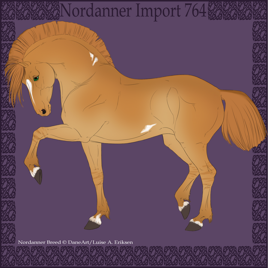 Nordanner Custom Import 764 by BaliroAdmin