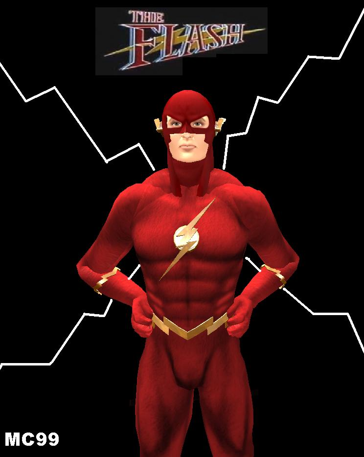 Wesley Flash Magic Monday Altars: The Flash: John Wesley Shipp By The-Mind-Controller On