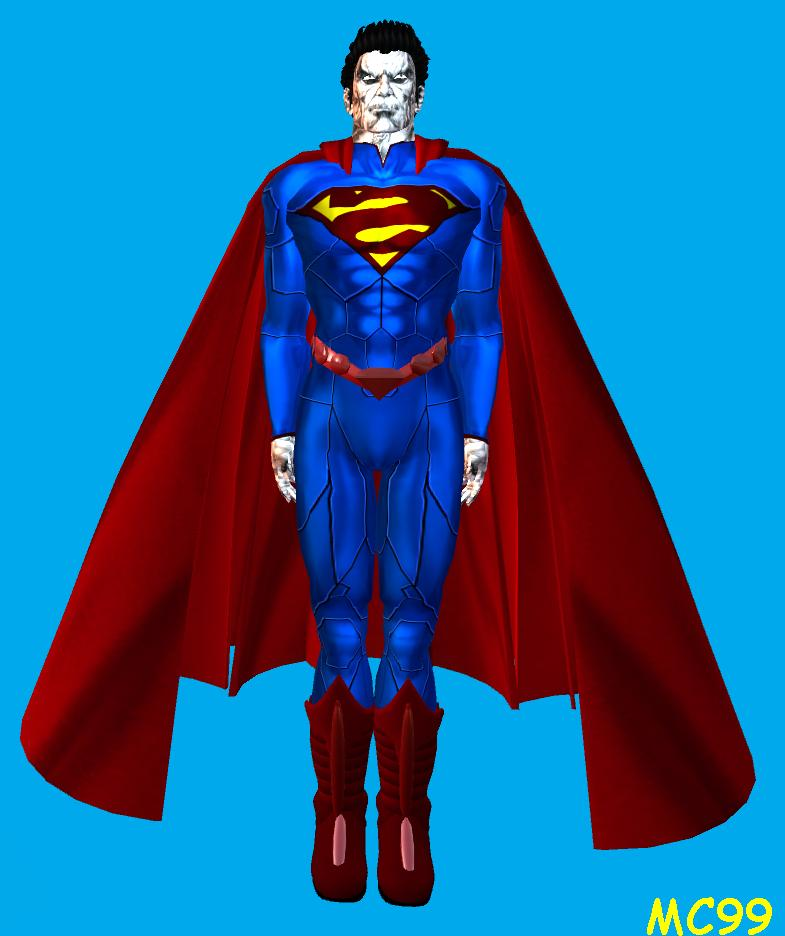 Bizarro: New 52 Reboot by The-Mind-Controller