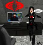 The Baroness Meets MC TV