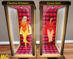 Electra Dolls On Display