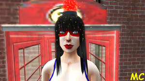 Miss Britain And The Phoney Booth Preview