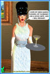 Stepford Wife Penelope With An Updo