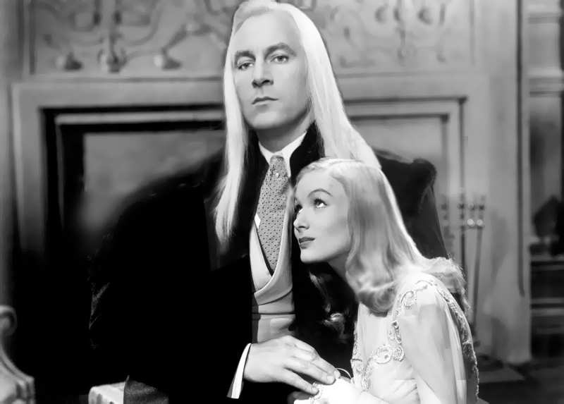 Narcissa Malfoy Young Lucius And Narcissa Malfoy ii
