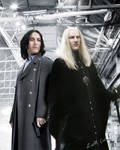 Malfoy Who and Severus Harknes