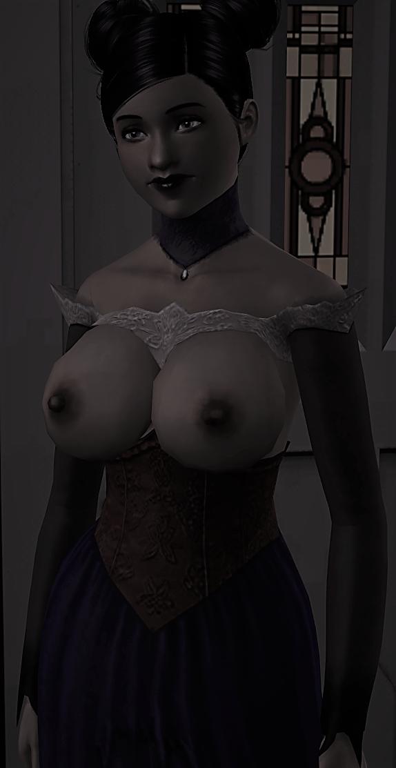 Sims 3 Screenshot WIP by Girfactor