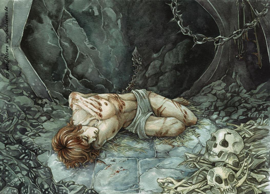 Black despair by Gold-Seven