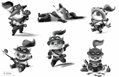 Teemo-sketches