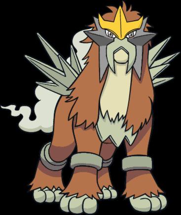 Pokemon Shiny Entei Images | Pokemon Images