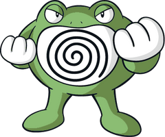 Shiny Poliwrath Global Link Art by TrainerParshen