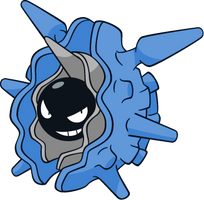 Shiny Cloyster Global Link Art by TrainerParshen