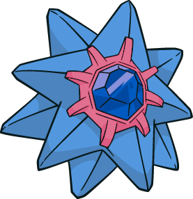 Výsledek obrázku pro shiny Starmie