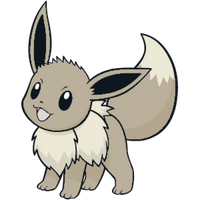 Shiny Eevee Global Link Art by TrainerParshen