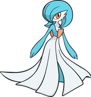 Shiny Gardevoir Global Link Art by TrainerParshen