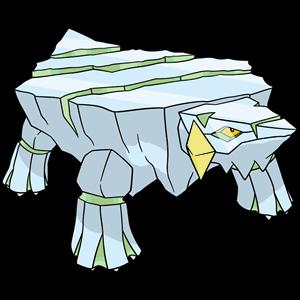 Pokémon Shiny Avalugg, Id: 2713, Class: Shiny - PokemonPets
