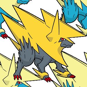 Manectric Pokémon  Bulbapedia the communitydriven