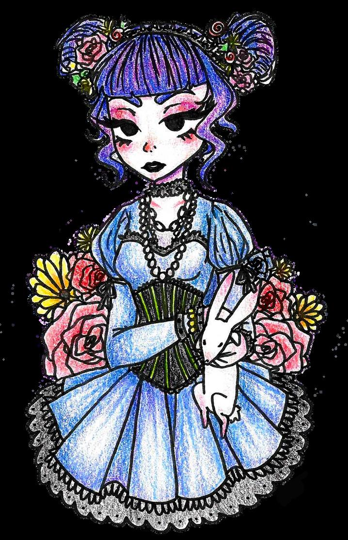 Pastel Goth by Jackie--Jack
