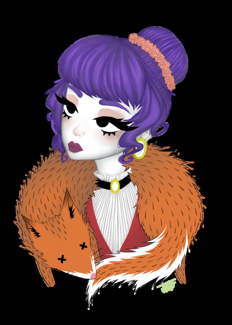 Madame Victoria by Jackie--Jack