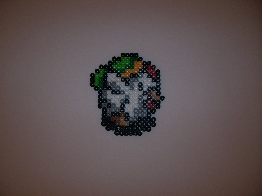 Perler A Cucco To The Past by Imwritten