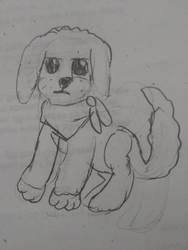 Random Puppy by Skylar-the-Espeon