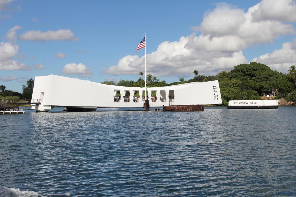 Pearl Harbor Memorial Hawaii by JAFNOVA