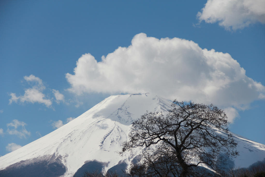 Mt. Fuji-san Photo 5 by JAFNOVA