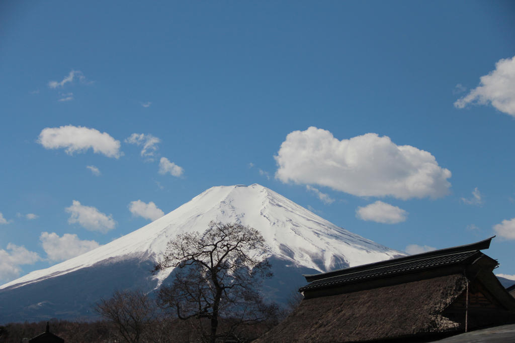 Mt. Fuji-san Photo 6 by JAFNOVA