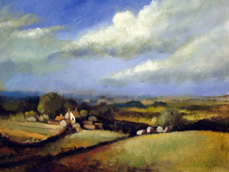 Old Countryside Study
