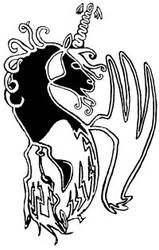 Logo Althear and Pegasus by Tsaag