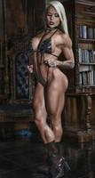sexy muscle 5 by Nem70