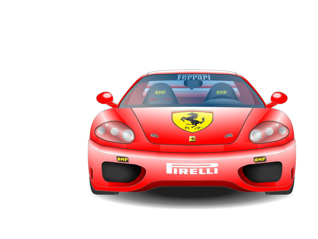Ferrari 360 Challenge - Red by ~j-s-n on deviantART