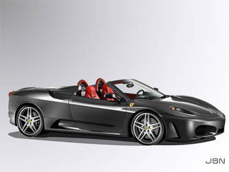 Ferrari F430 WP - Vector by j-s-n
