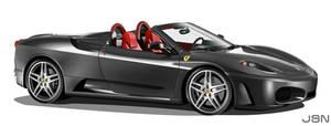 Ferrari F430 - Vector