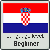 Croatian Language Level: Beginner by gaaradesert6