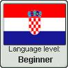 Croatian Language Level: Beginner by gaaradesert6