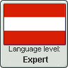 Austrian German Language Level: Expert