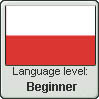 Polish Language Level: Beginner by gaaradesert6