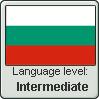 Bulgarian Language Level:  Intermediate by gaaradesert6