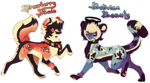 Feral Adopts | OTA CLOSED by DvrkSide