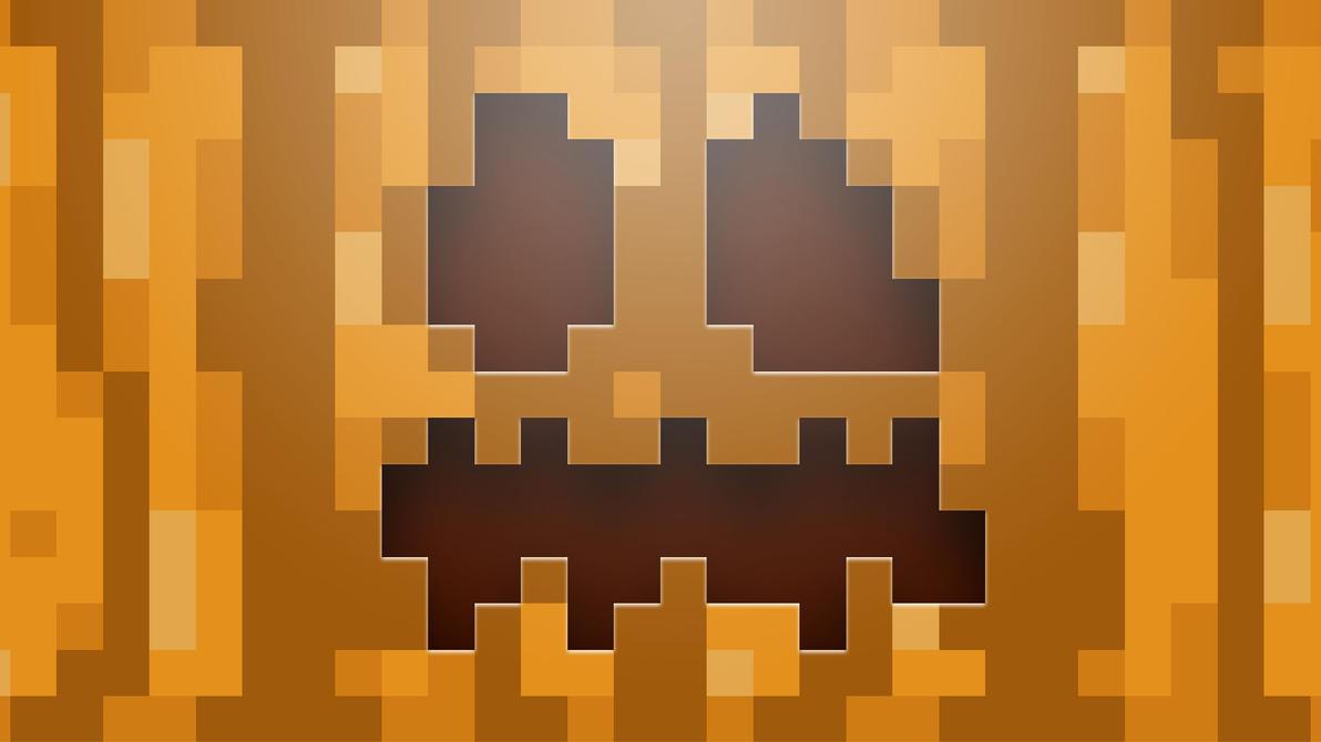 Minecraft Wallpaper Snow Golem By Halo4guest On Deviantart