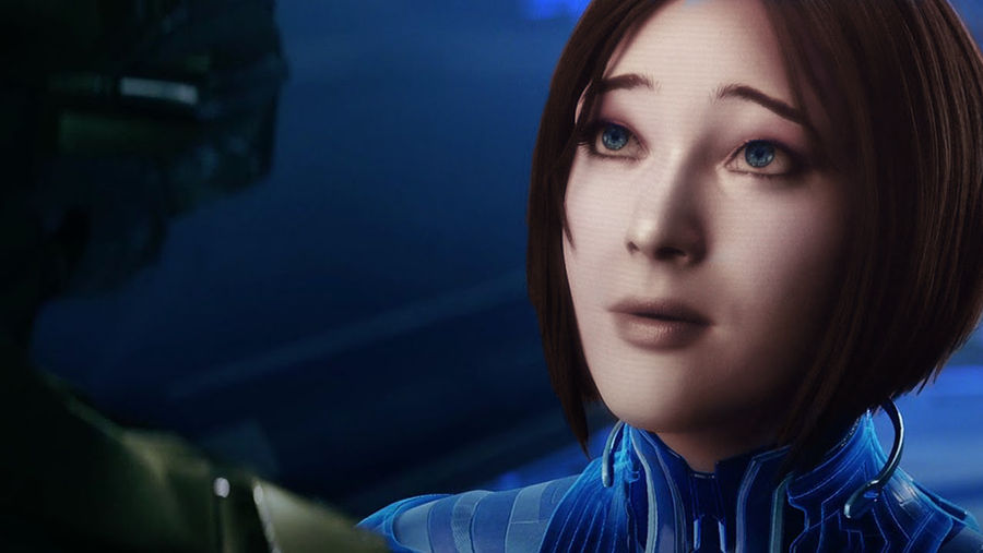 Human Cortana Halo 5 2 By Halo4guest On Deviantart