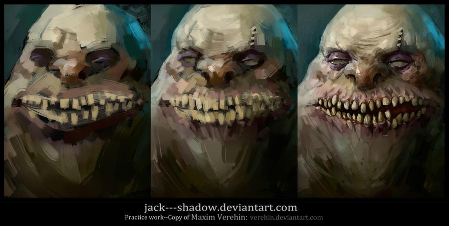 Practice work--Copy of Maxim Verehin by Jack---Shadow