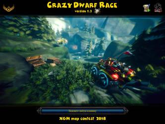 Warcraft 3 Custom Map (CDR) loadscreen