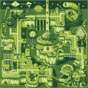 Super Mario UFO Land